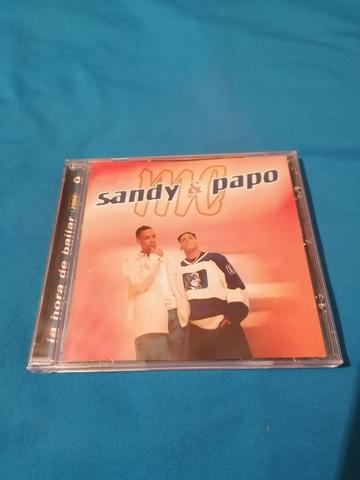 SANDY PAPO MC LA HORA DE BAILAR 2000