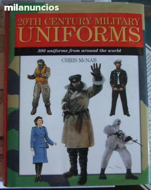 Libro Uniformes Militares