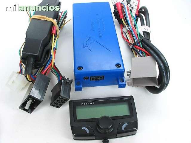 Kit completo Parrot Ck-3100 manos libres bluetooth perfecto estado