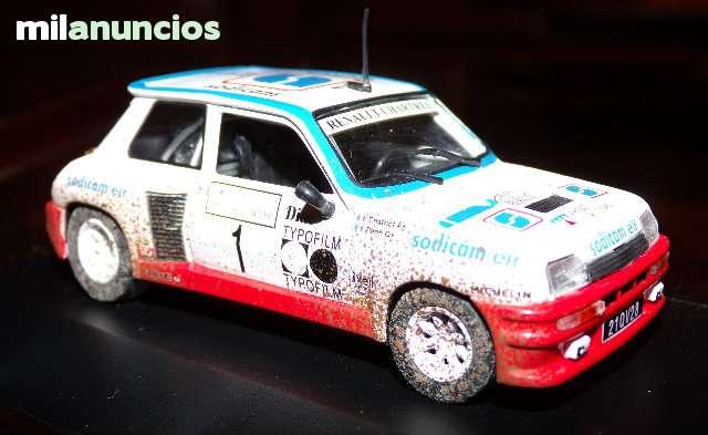 Renault 5 Turbo Rallye 1000 Pistes 1982