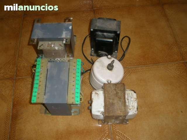 Transformadores,  Motor