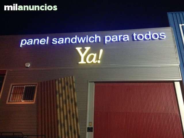 Panel Sandwich En Lorca