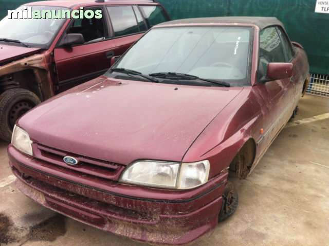 DESPIECE COMPLETO FORD ESCORT CABRIO