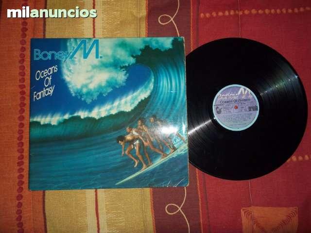 LP DE BONEY M