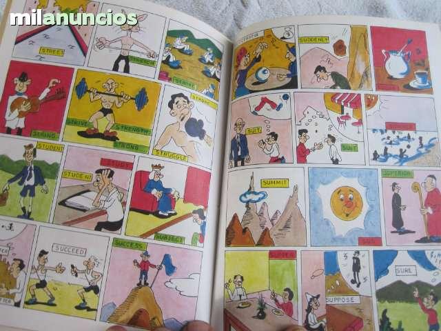 ANTIGUO DICCIONARIO IDEOGRAFICO/ DE 1973 - foto 4