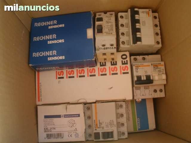 Material Electrico,  Contactores,  Reles,