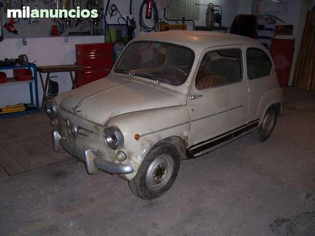 SEAT 600 N, DE 1962