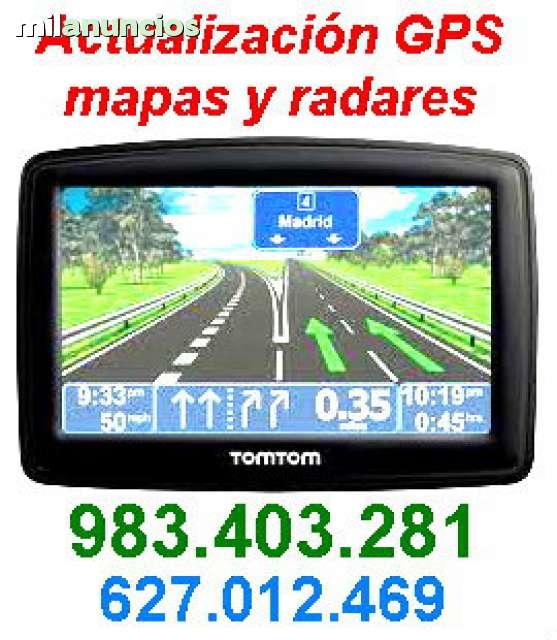 GPS TOMTOM ACTUALIZACION ASIST. TECNICA