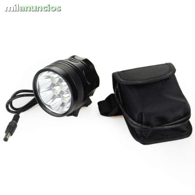 Luz Foco Led 9800 Lumens