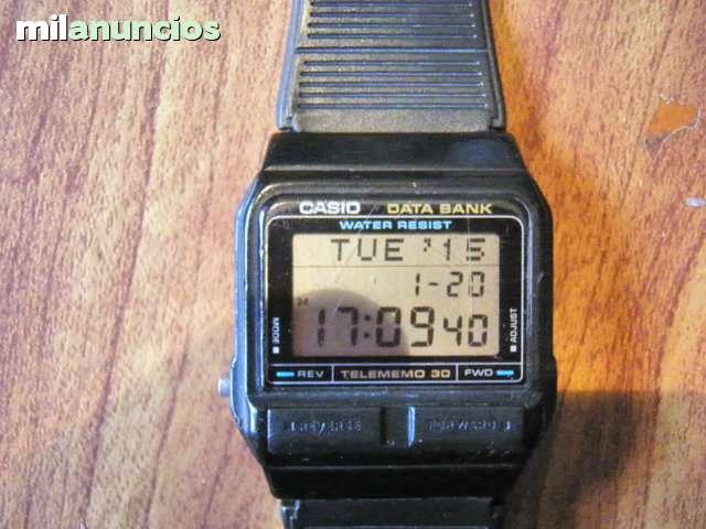 Db 30 Telememo Casio Casio Casio Reloj Telememo Reloj 30 Reloj Db hQCtdBsrxo