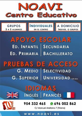 CLASES DE GRADO MEDIO Y SUPERIOR.  4 /H - foto 5