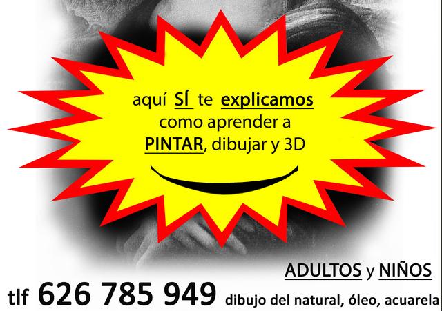 CLASES DE PINTURA Y DIBUJO EN LEÓN - foto 3
