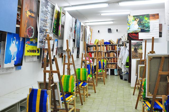 CLASES DE PINTURA Y DIBUJO EN LEÓN - foto 1