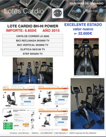 CINTAS DE CORRER,  ELIPTICAS,  BICIS,  STEP - foto 1