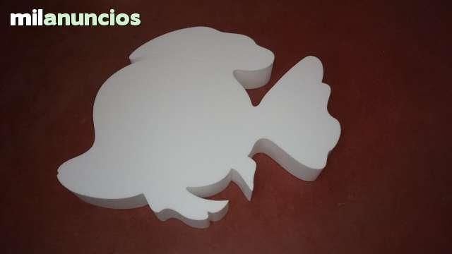 CORCHO BLANCO LETRAS 3D - foto 1