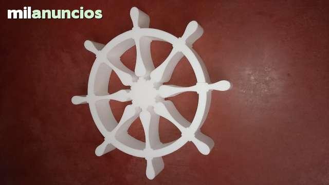 CORCHO BLANCO LETRAS 3D - foto 2