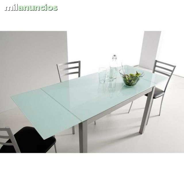 Mesa De Cocina De Segunda Mano. Mesa Cocina Completa With Mesa De ...