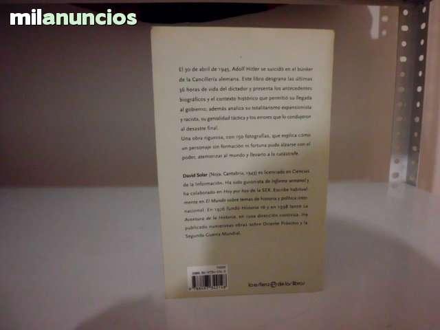 EL ULTIMO DIA DE ADOLF HITLER - foto 3