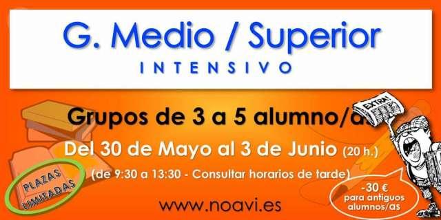 CLASES DE GRADO MEDIO Y SUPERIOR - foto 3