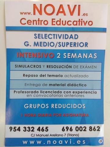 CLASES DE GRADO MEDIO Y SUPERIOR - foto 8