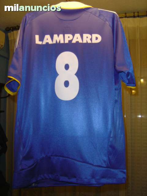 Camiseta Chelsea Lampard Original Nueva