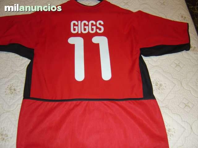 Camiseta Manchesterunited Giggs Original