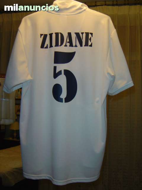 Camiseta Real Madrid Centenario Zidane
