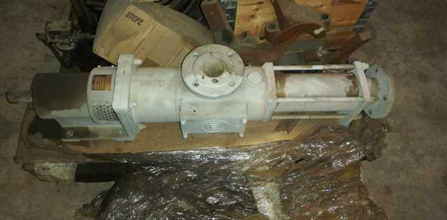 BOMBA HELICOIDAL BELLIN MG550 - foto 2