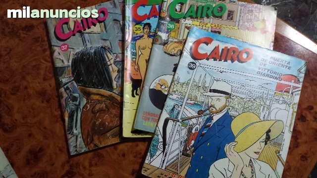 LOTE 10 REVISTAS COMIC ADULTOS, AÑOS 80 - foto 2