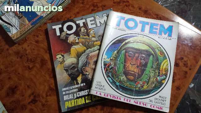 LOTE 10 REVISTAS COMIC ADULTOS, AÑOS 80 - foto 3