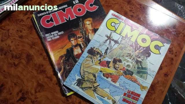 LOTE 10 REVISTAS COMIC ADULTOS, AÑOS 80 - foto 4