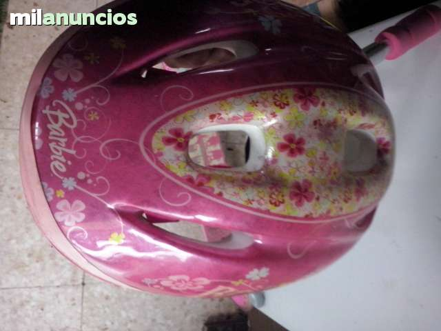 MONOPATÍN HELLO KITTY Y CASCO - foto 2