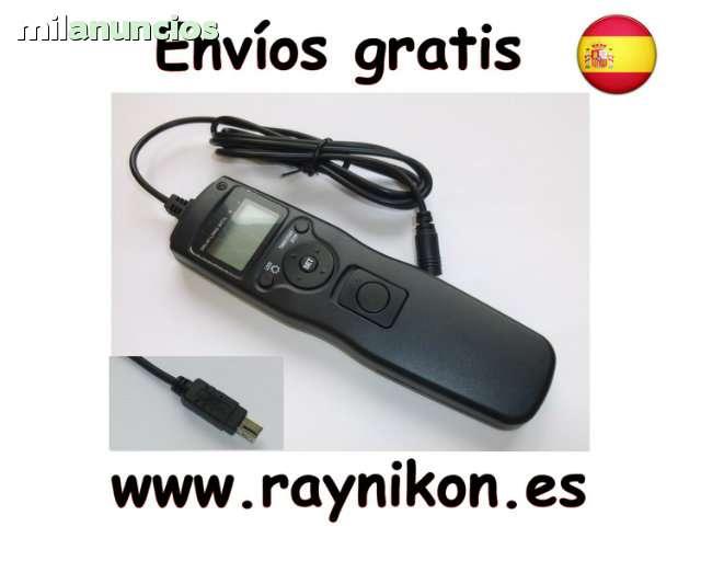 INTERVALOMETRO FOR NIKON N3 ENVIO GRATIS