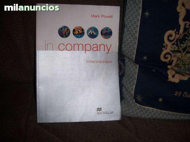 LIBRO DE INGLES IN COMPANY INTERMEDIATE - foto 1