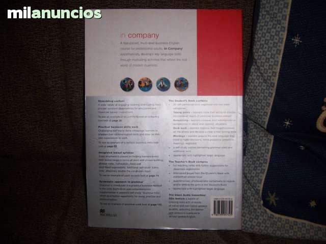 LIBRO DE INGLES IN COMPANY INTERMEDIATE - foto 2