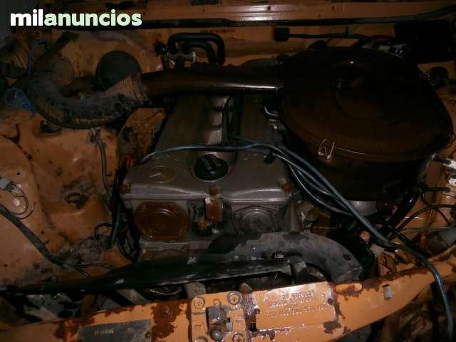 MERCEDES BENZ - 280 W123