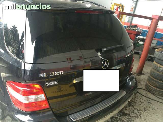 DESPIECE COMPLETO MERCEDES ML 320 W164