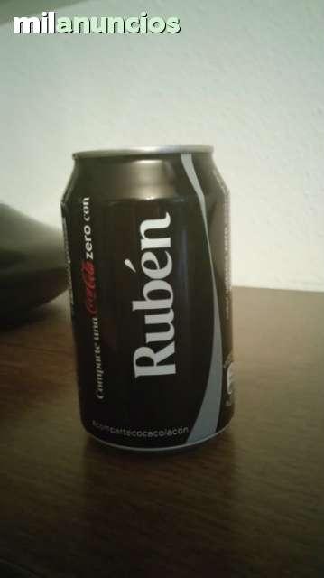 Lata Coca-Cola Ruben