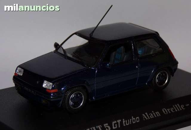 Renault 5 Gt Turbo Escala 1:43 En Su Caj
