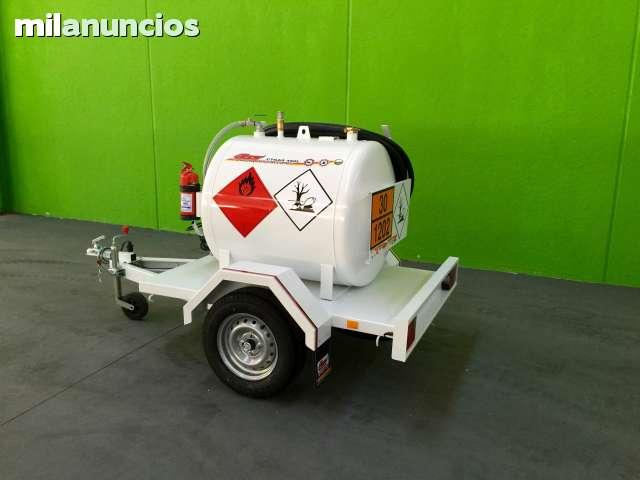 REMOLQUES DEPÓSITO DE GASOIL