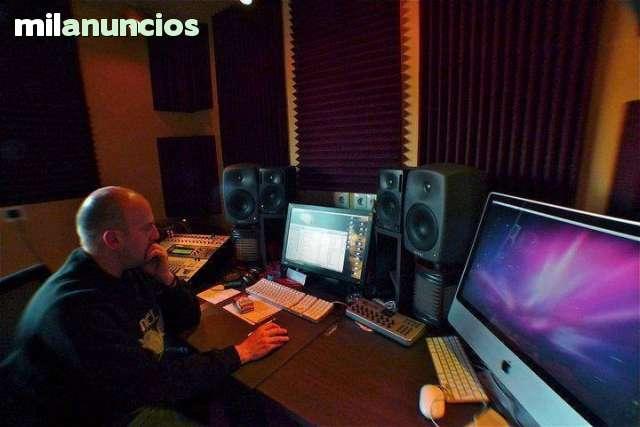 CURSO DE PRODUCCIÓN MUSICAL. -