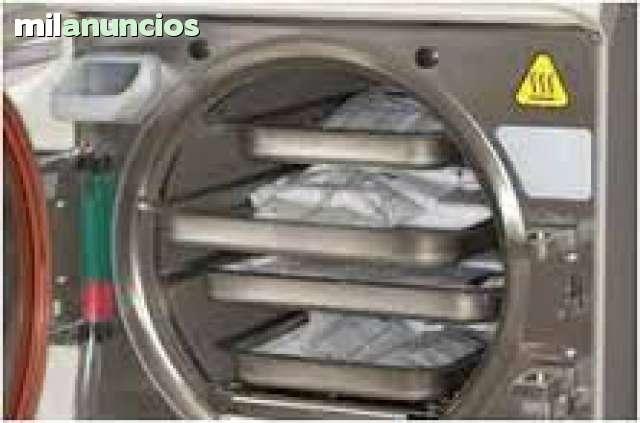 AUTOCLAVES NUEVOS 75 LITROS 10 PROGRAMAS - foto 2