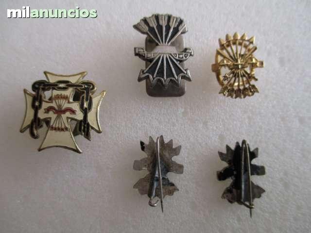 Militaria , Pin De La Guardia De Franco