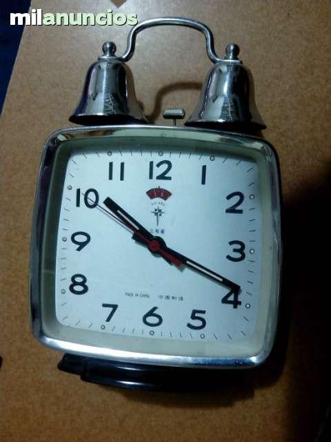 Polaris Años Despertador Reloj Cuerda 60 VMpGqUzLS