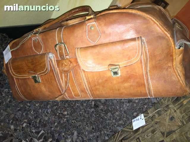 bolso piel de camello