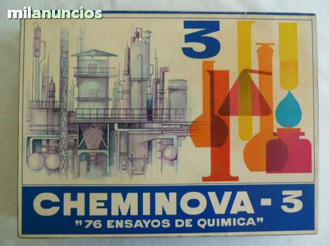 CHEMINOVA 3