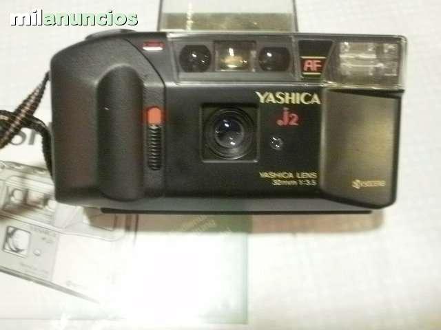 YASHICA AF J 2 Y PARTNER DATA ANALOGICAS - foto 2