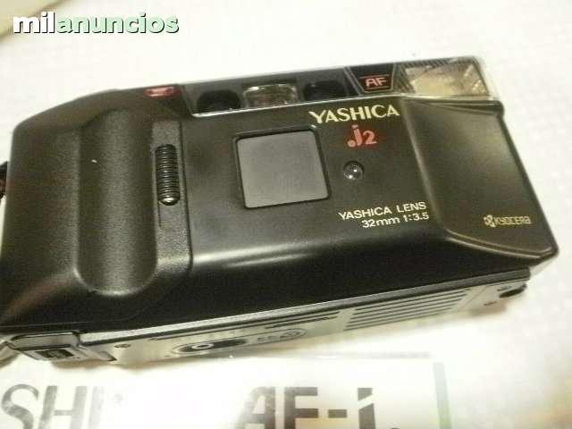 YASHICA AF J 2 Y PARTNER DATA ANALOGICAS - foto 8