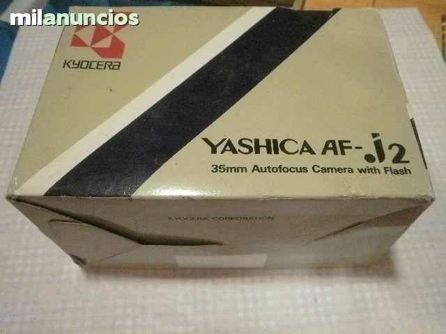 YASHICA AF J 2 Y PARTNER DATA ANALOGICAS - foto 1