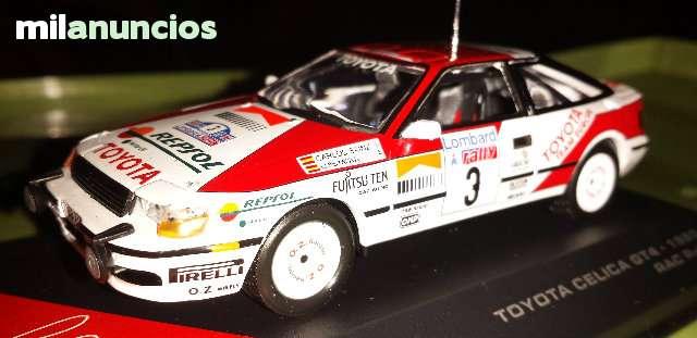 Toyota Celica Gt4 Rac Rally 1989 Sainz E